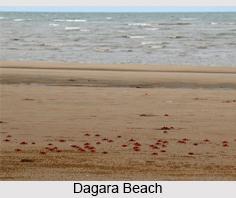 Dagara Beach, Odisha