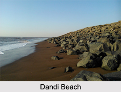 Dandi Beach, Gujarat