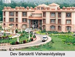 Dev Sanskriti Vishwavidyalaya, Uttarakhand