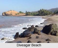 Diveagar Beach, Maharashtra
