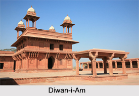 Diwan-i-Am, Fatehpur Sikri, Indian Monuments