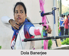 Dola Banerjee, Indian Archer