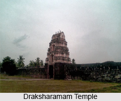 Draksharamam Temple, Krishna District, Andhra Pradesh