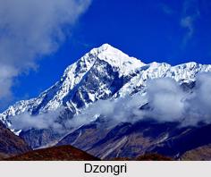 Dzongri, Mountain Peak in Sikkim