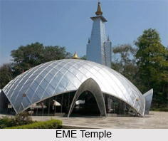 EME Temple, Vadodara, Gujarat