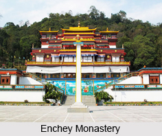 Enchey Monastery, Sikkim