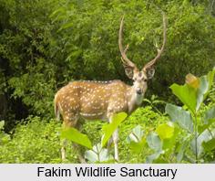 Fakim Wildlife Sanctuary, Wildlife Sanctuary of Nagaland