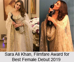 Filmfare Award for Best Female Debut