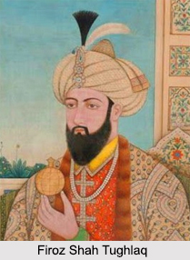 Firoz Shah Tughlaq, Delhi Sultanate