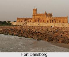 Fort Dansborg, Tharangambadi, Tamil Nadu