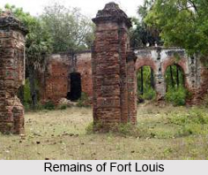 Fort Louis, Puducherry