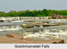 Godchinamalaki Falls, Belgaum District, Karnataka