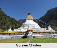 Gorsam Chorten, Arunachal Pradesh