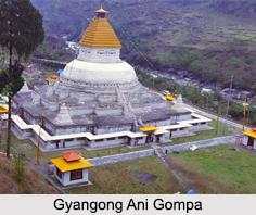 Gyangong Ani Gompa, Arunachal Pradesh
