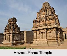 Hazara Rama Temple, Hampi, Karnataka