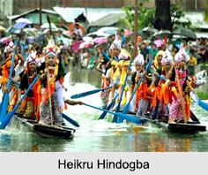 Heikru Hidongba, Festival of Manipur
