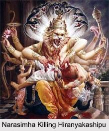 Hiranyakashipu, Indian Mythological Character