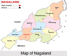 History of Nagaland, Nagaland