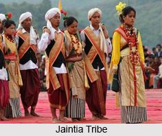 Jaintia Tribe, Tribes of Meghalaya