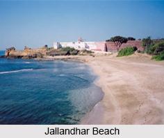 Jallandhar Beach, Diu