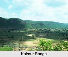 Kaimur Range, Vindhya Range