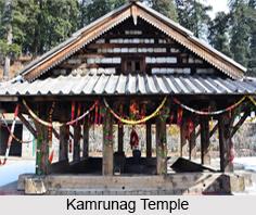 Kamrunag Temple, Himachal Pradesh