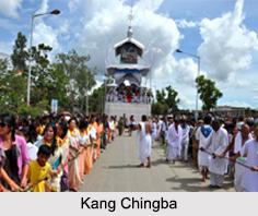 Kang Chingba, Festival of Manipur