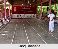 Kang Shanaba, Sports in Manipur