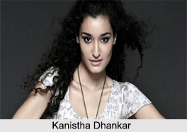 Kanishtha Dhankar, Indian Model
