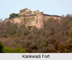 Kankwadi Fort, Alwar District, Rajasthan