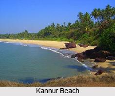 Kannur Beach, Kerala