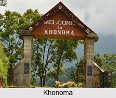 Khonoma, Nagaland