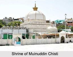 Khwaja Muinuddin Chisti, Indian Sufi Saint