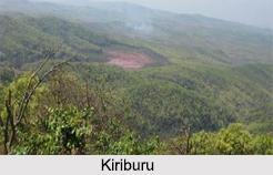 Kiriburu, West Singhbhum district, Jharkhand