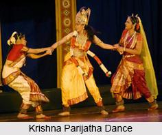 Krishna Parijatha Folk Drama Of Karnataka