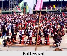 Kut Festival, Manipur