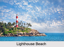 Lighthouse Beach, Kerala