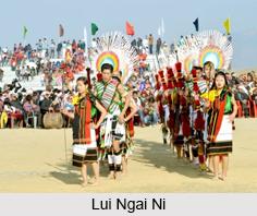 Lui Ngai Ni, Festivals of Manipur