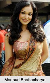 Madhuri Bhattacharya, Indian Actress