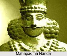 Mahapadma Nanda, Nanda Dynasty
