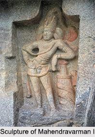 Mahendravarman I , Pallava Dynasty