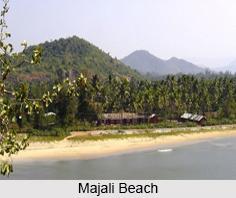 Majali Beach, Karwar, Karnataka