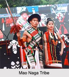 Mao Naga Tribe, Manipur
