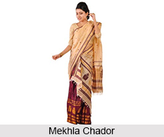 Mekhla Chador, Traditional Dress of Assam