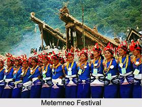 Metemneo Festival, Nagaland