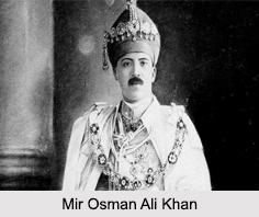 Mir Osman Ali Khan, Prince of Hyderabad