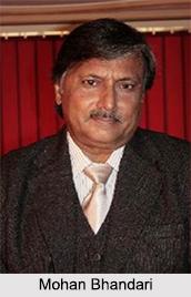 Mohan Bhandari, Indian TV Actor