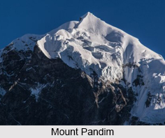 Mount Pandim, Indian Mountains