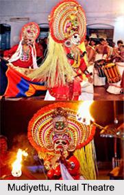 Mudiyettu, Traditional Ritual Theatre of Kerala