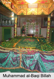 Muhammad al-Baqi Billah, Indian Sufi Saint